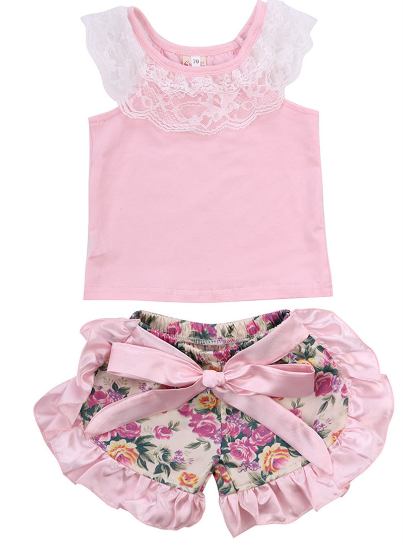 Baby Girl Summer Clothes Uk