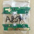 Para lenovo a859 cargador del enchufe del muelle del puerto de carga usb micro conector piezas de recambio junta envío libre + número de pista en la acción