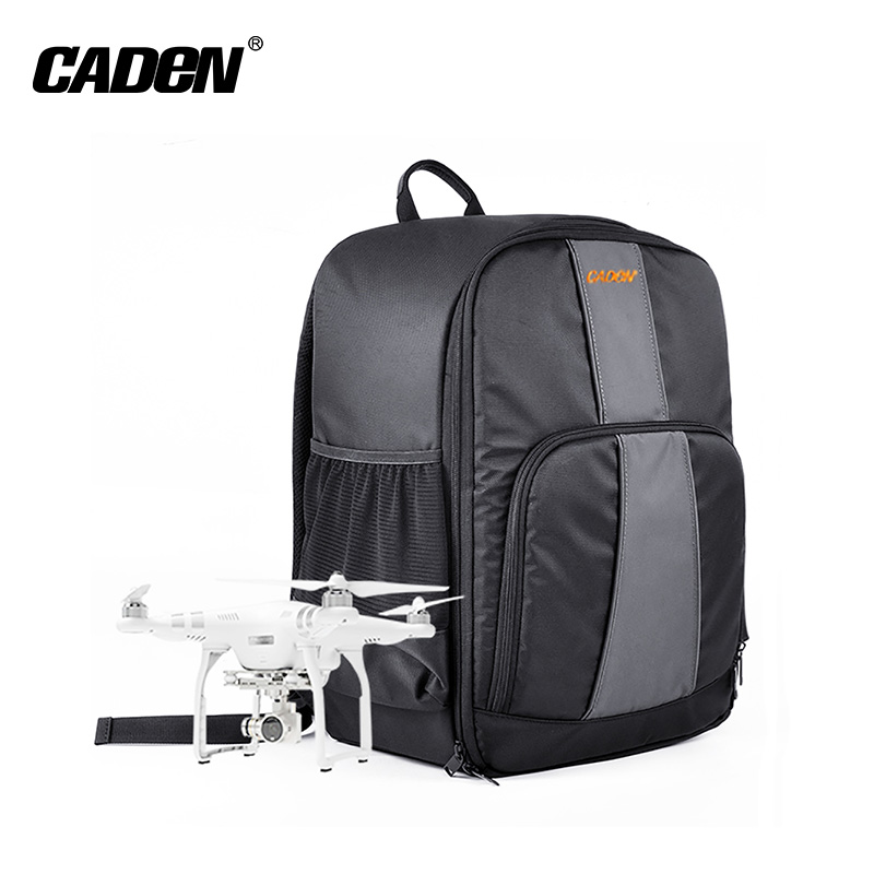 цена на DJI Phantom Drone Backpack Camera Bag Carry Case for DJI Phantom 3/4 Drone DSLR Outdoor Travel Drone Storage Bags for Camera W5