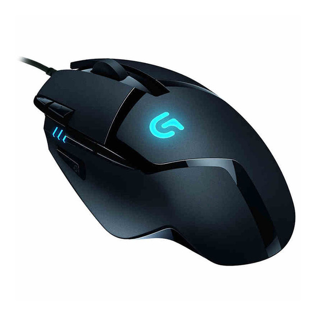 9e53de24972 Logitech G402 Hyperion Fury FPS Gaming Mouse with High Speed Fusion Engine