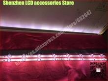 8 unid/lote para LG retroiluminación Led 6916L1957E TypeB 6916L1956E 42LB 4 Uds + 4 Uds B 100% nuevo