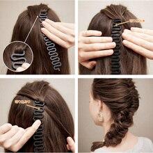 Elegant Hair Plastic Diy Maker Tools