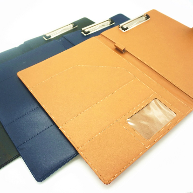 A4 Business Manager File Folder Conference Organizer Harphia Signature Agreement Padfolio Three Colors Available