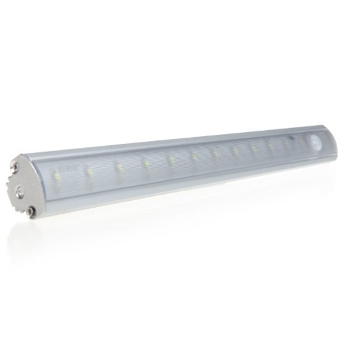 3x PIR Motion Sensor LED Light Lamp For Under Cabinet Wardrobe Cupboard Closet tsleen 1x cabinet pir motion sensor led cupboard shed garage light usb battery powered
