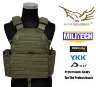 MILITECH Mil Spec Military LT6094 RG Ranger Green Combat Molle Tactical Vest Army Combat Vests LBT6094 Style Gear Vest Carrier