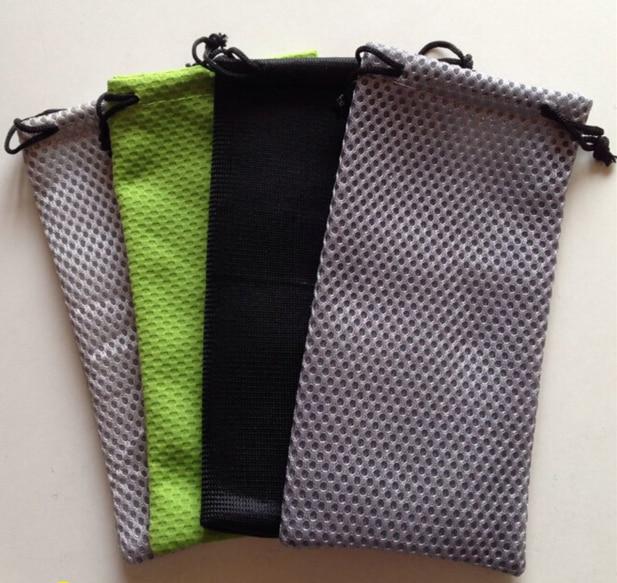 High Quality Fabric Mesh Jewelry Bag Drawstring Gift