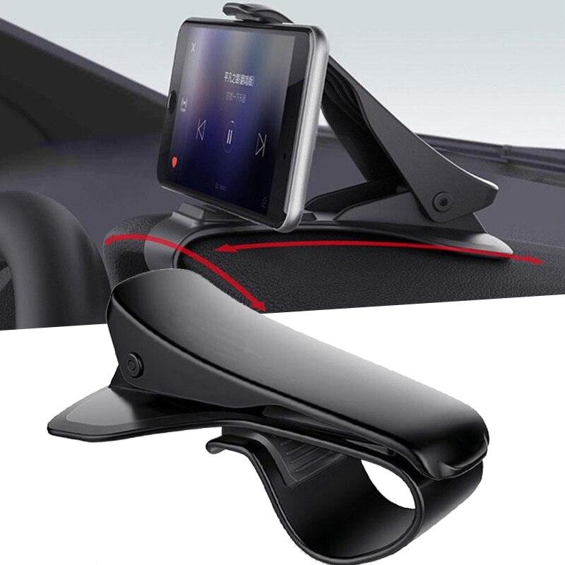 עיצוב בעל לוח מחוונים במכונית אוניברסלית הר לנייד GPS אביזרי