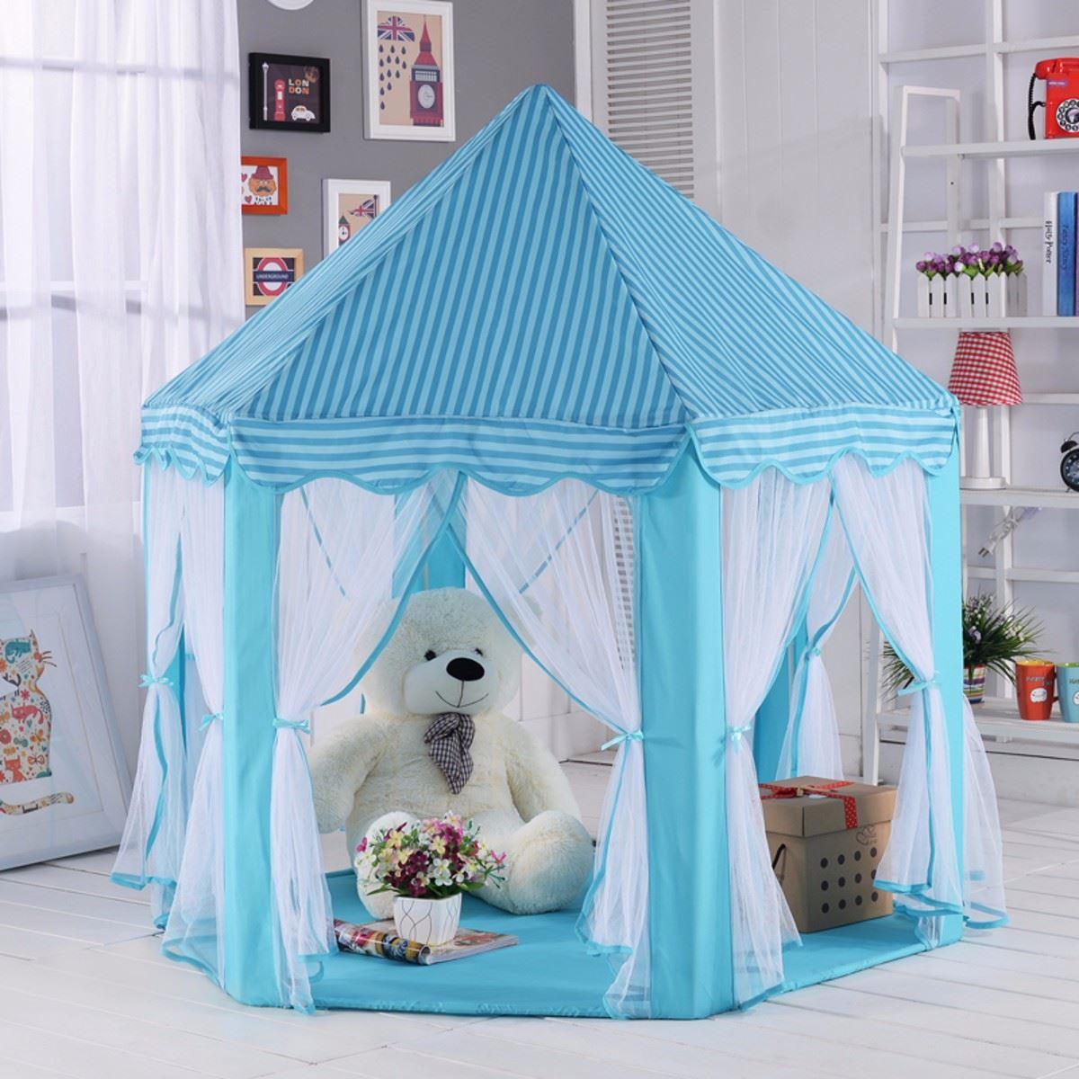 Activity Fairy House Portable Princess Castle Play Tent