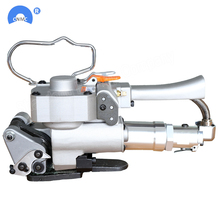 A19 A25 pneumatic strapping tool plastic strapping machine for 16 19mm PET PP strap banding machine