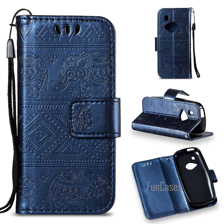 3D Elephant Flip Phone Case sFor Etui Nokia 3310 Bracket Case Cell Plain Silicone Case For Nokia 3310 Pho Ne Ajax Phon ...