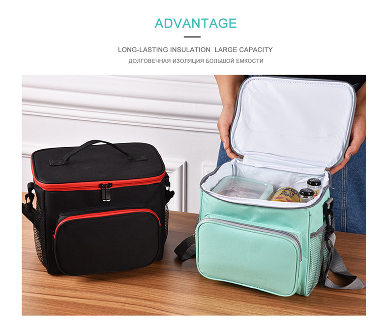 e9855faaab68 Lunch Box Insulated Lunch Bag For Men &Women Meal Prep Lunch Tote Boxes For  Kids & Adults cooler