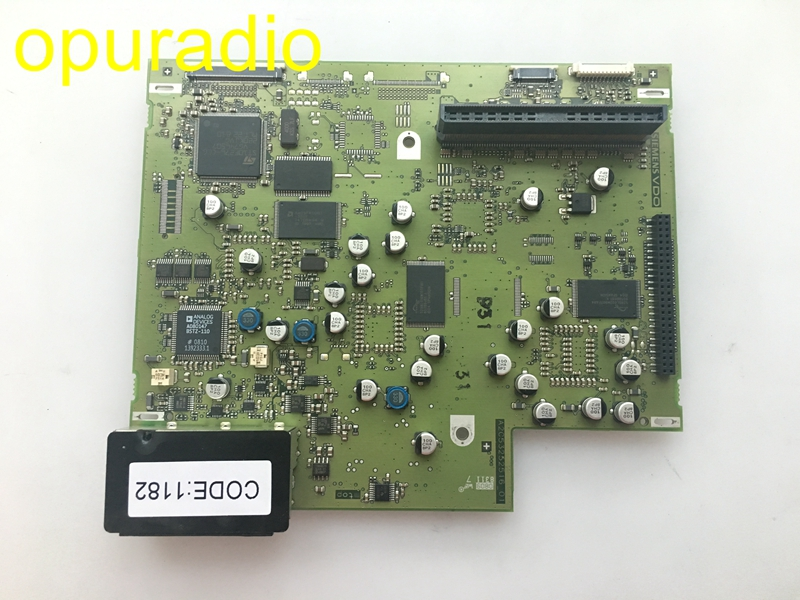 NEW Mainboard RNS510 LCD series main Board with code old style For V W RNS 510