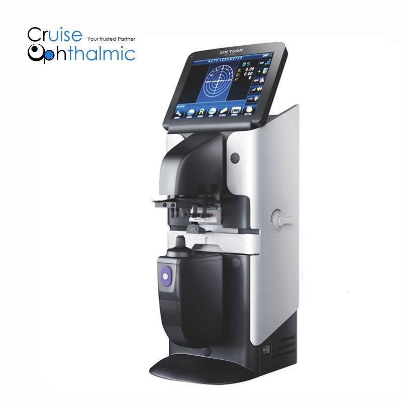 JD-2600A автоматический линзметр Focimeter 7 True color монитор | CE и FDA | сенсорный экран | CL доступен