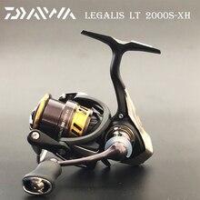 Катушка рыболовная Daiwa Legalis LT 2000S XH, мелководье, глубокая шпуля 3000D CXH, 2018