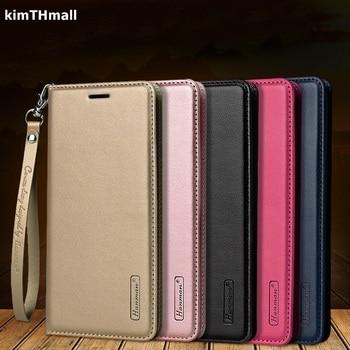 Case For Xiaomi Redmi Note 5 Pro case Coque Redmi Note 6 Pro case Smart Flip Cover Card stand PU leather Soft Case kimTHmall