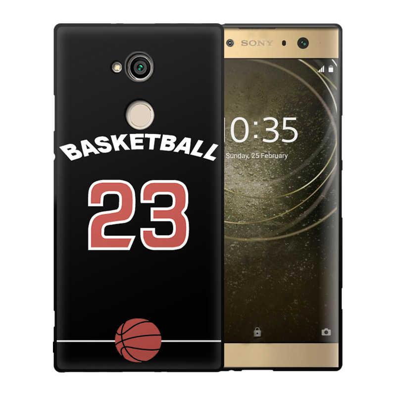 JURCHEN pour Sony Xperia XA2 étuis pour téléphone H3113 H3123 H3133 H4113 H4133 housse en Silicone dessin animé Sony XA2Ultra Dual H4233 H4213 H322