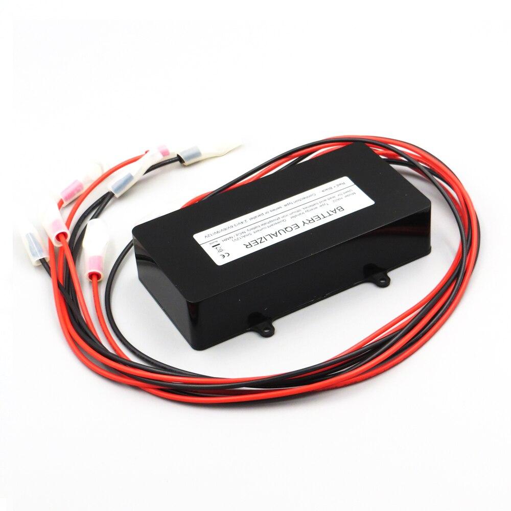 HA02 Batteries Voltage Equalizer balancer for Li li ion Lead Acid Battery Connected in parallel series for 24v 36v 48v Control-in Solar Controllers from Home Improvement    1