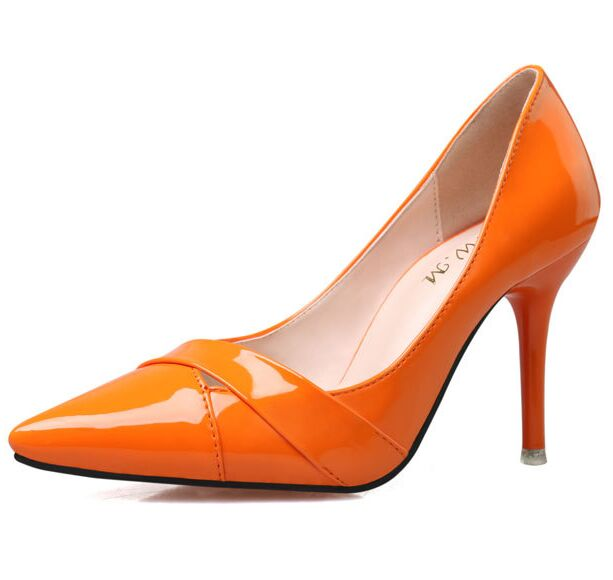Popular Women Orange Shoes-Buy Cheap Women Orange Shoes lots from ...