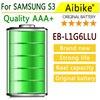 Aibike Mobile Phone Battery 5550mAh EB L1G6LLU For Samsung Galaxy S3 Battery I9300 I9305 High Capacity