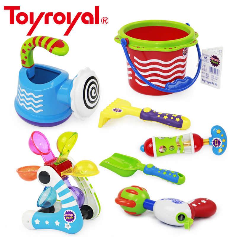 5 X Tiny Strand Sand Werkzeuge Spielzeug Eimer Set für Kleinkinder Kinder