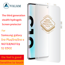 VALAM High-tech Full Cover Screen Protector For Samsung S7 S8 S9 S10 plus Back Film Note8 Note9