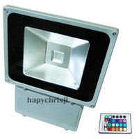100w led floodlight,flood light RGB outdoor AC85 265V
