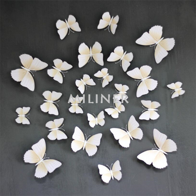 Magnet Butterflies Wall Stickers 4