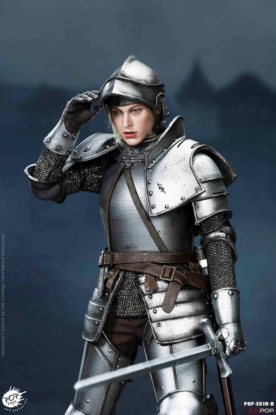 POPTOYS EX019-B Saint Knight Joan of Arc Triumph version 1//6 Figure