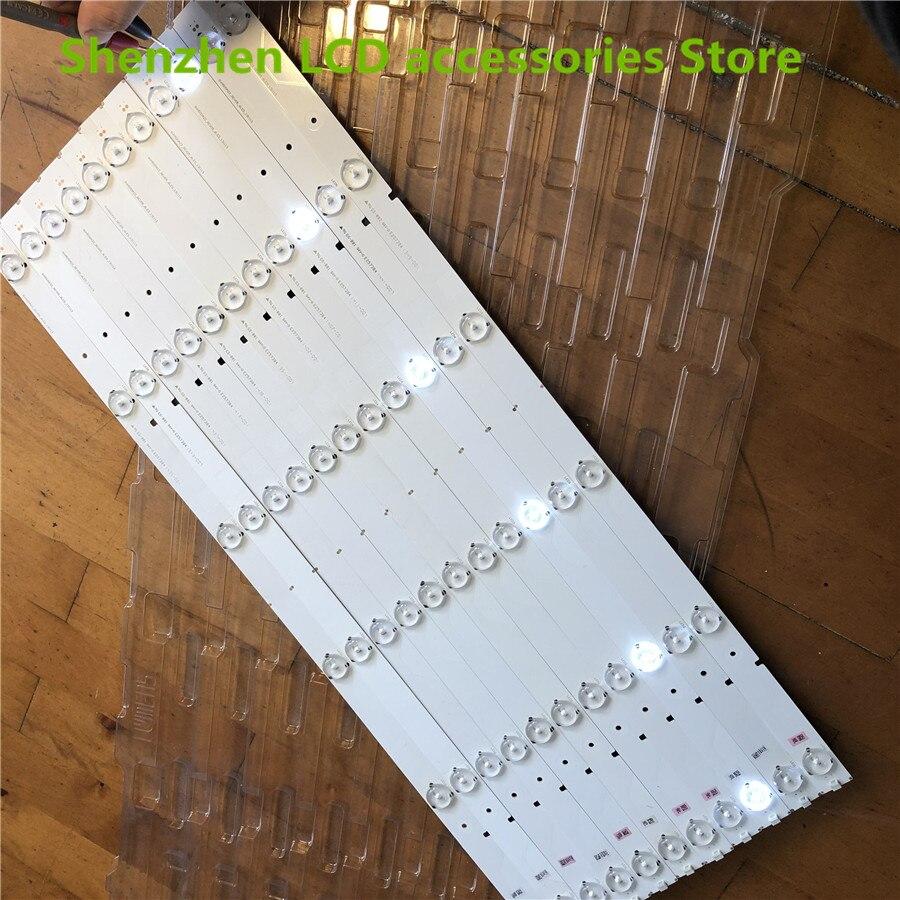 11piece/lot FOR Hisense LED50K20JD Light Bar 50