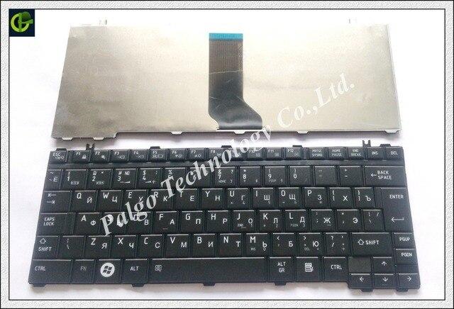 Русская Клавиатура для Toshiba Satellite T130 T131 T135 U400 U405 A600 Portege M832 M800 M900 RU клавиатура ноутбука черного