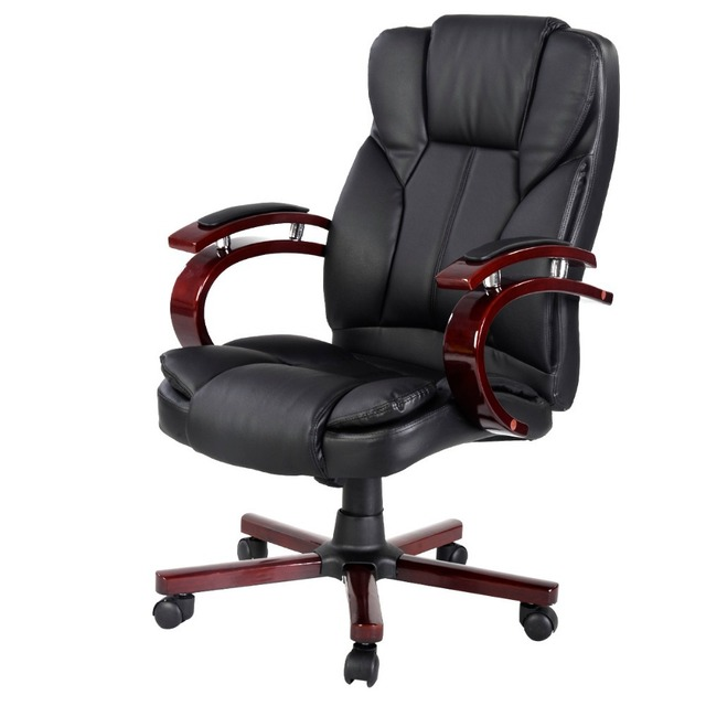 Brand Quality Leather Bungee Executive Office cadeira computer Gaming Chair 360 rotating armrest backrest furniture HW50391  sc 1 st  AliExpress.com & Brand Quality Leather Bungee Executive Office cadeira computer ...