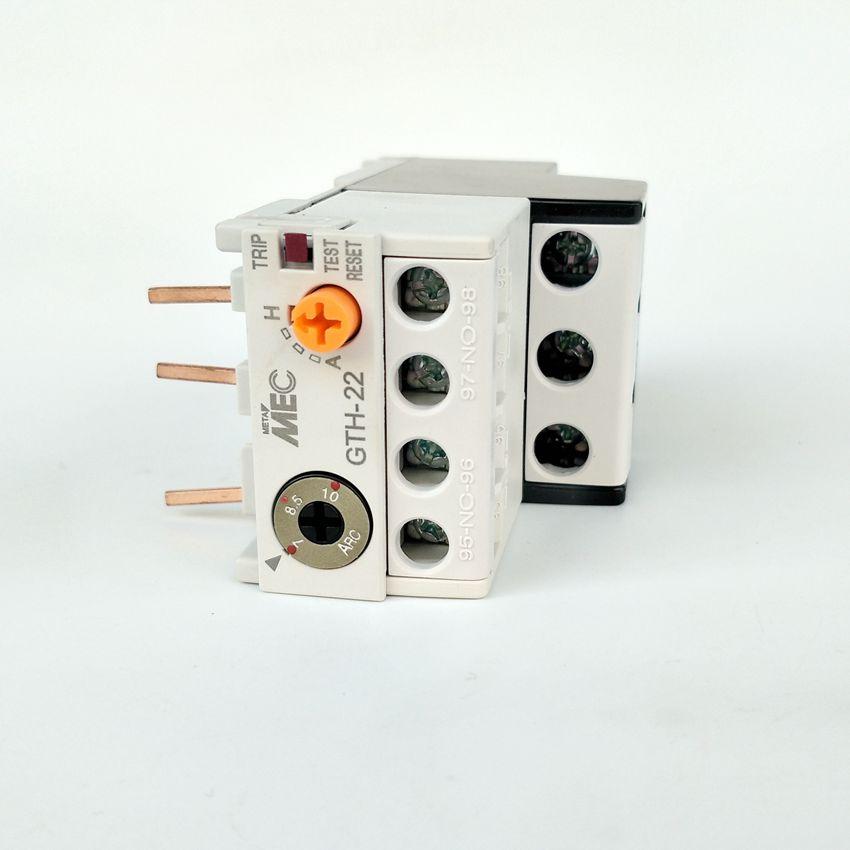 Original LS Thermal Overload Relay MEC GTH-22/3 7-10A thermal relay thermal overload relay tk 0n 0 95 1 45a