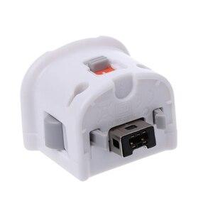 Image 3 - 1P akcesoria do gier 1PC zewnętrzny Motion Plus adapter czujnik do pilota zdalnego sterowania