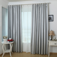 Custom Made Solid Color Blackout Curtains for the Bedroom Thickening Modern Curtains for Living Room Window Curtains Blinds