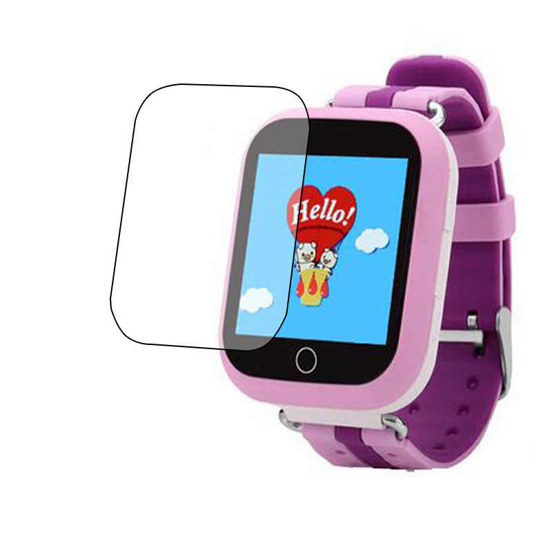 Soft Clear Screen Protector Protective Film Guard For Q750 Q100 Smart Watch GPS Tracker Location Baby Kids Child Safe Smartwatch