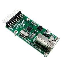 Usb3300 usb hs 보드 호스트 otg phy 로우 핀 ulpi 평가 개발 모듈 키트