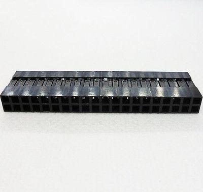 100 Uds 2x20 40 Pin Dupont cable de puente carcasa hembra Pin conector de cabecera Suihyung, zapatillas de mujer, zapatillas informales de lino para mujer, 6 colores, cinturón de lino de verano, sandalias para mujer, chanclas, zapatos para suelo DE INTERIOR PARA AMANTES