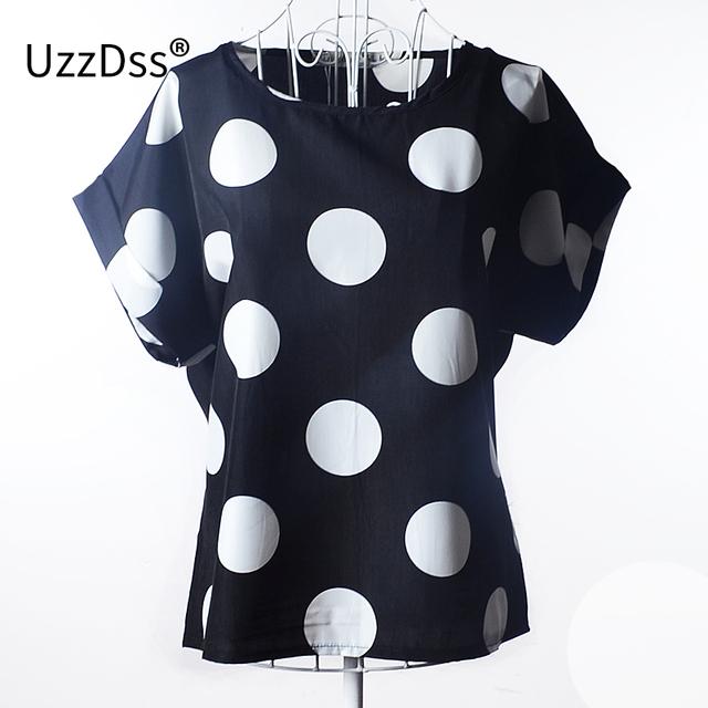2017 new Large size women printing blouse bird bat shirt short-sleeved chiffon blusas femininas roupas summer style