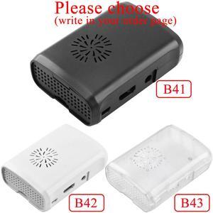 Image 3 - جهاز Raspberry Pi 3 موديل B + Plus للمبتدئين لوحة PI 3 + صندوق صندوق + مروحة تبريد + بطاقة SD سعة 16 جيجابايت أو 32 جيجابايت + بالوعة حرارية + محول طاقة + كابل HDMI