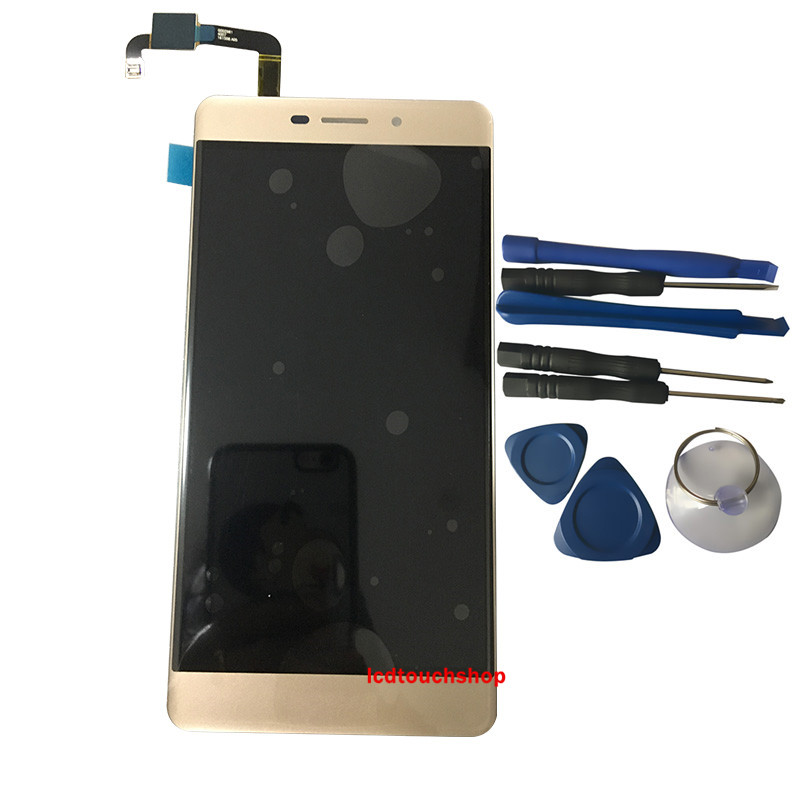 New 5.5 Inches For Coolpad Modena 2 E502 LCD Display With Touch Screen Digitizer Assembly Replacement With Tools