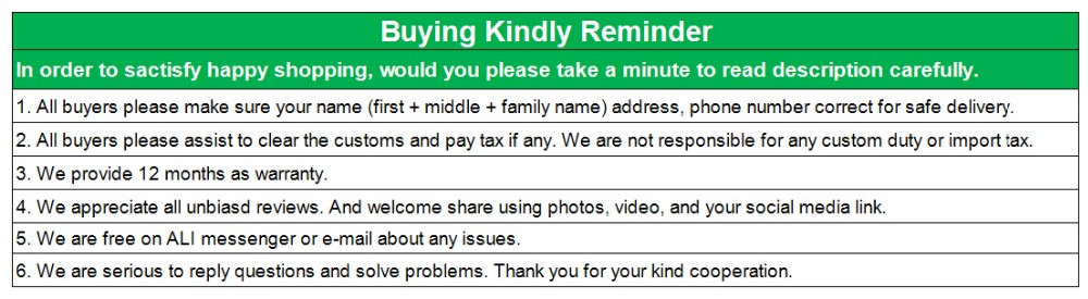 Buying reminder