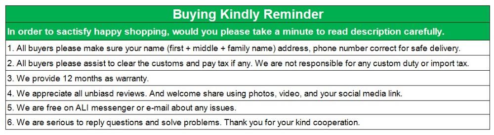 Buying reminder