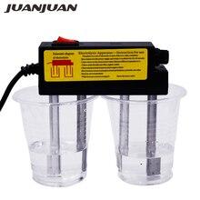 Высокое качество воды электролизатор тест чистой воды тестер er электролизатор для измерения и анализа воды скидка 20