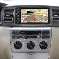 6.5 HD Android Wifi GPS Nav Car In Dash USB/SD/AUX/MP3/CD DVD Player Double DIN FM Radio Bluetooth MIC built in cell phones