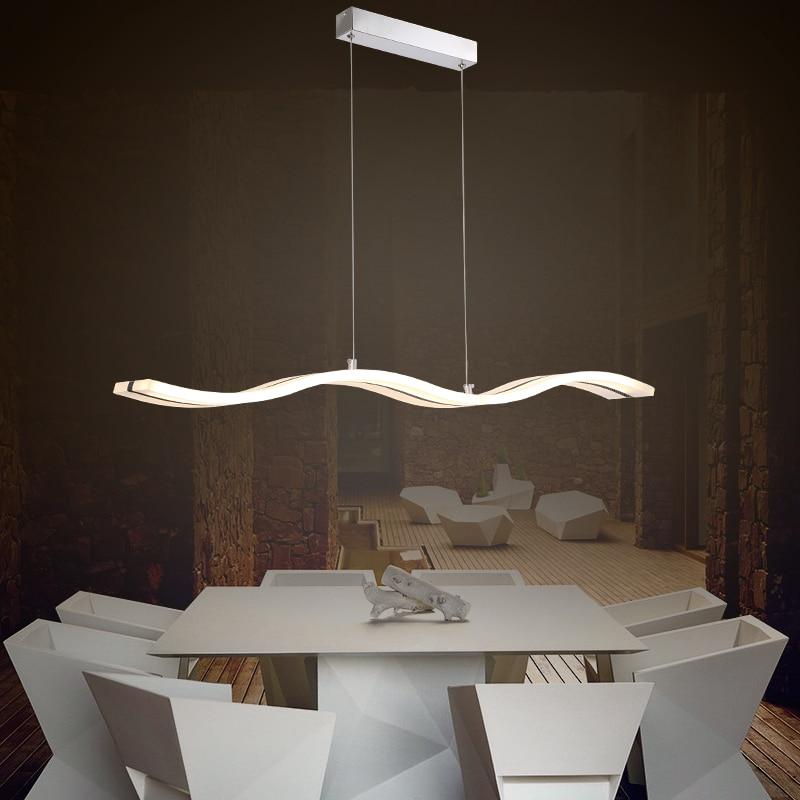 Wow NEW Dimmable Modern LED lustras ēdamistabas guļamistabas - Iekštelpu apgaismojums - Foto 6