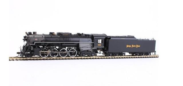 Model train digital 2 - 8 - 4 steam locomotive 50905