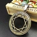 Magi The laberinto de magia collares de moda plata antigua y bronce