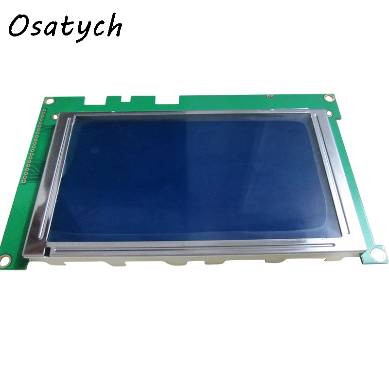 5.7inch LCD Screen for 240*128 G242CX5R1AC G242CX5R1RC G242C LCD Screen Display Panel Module цена