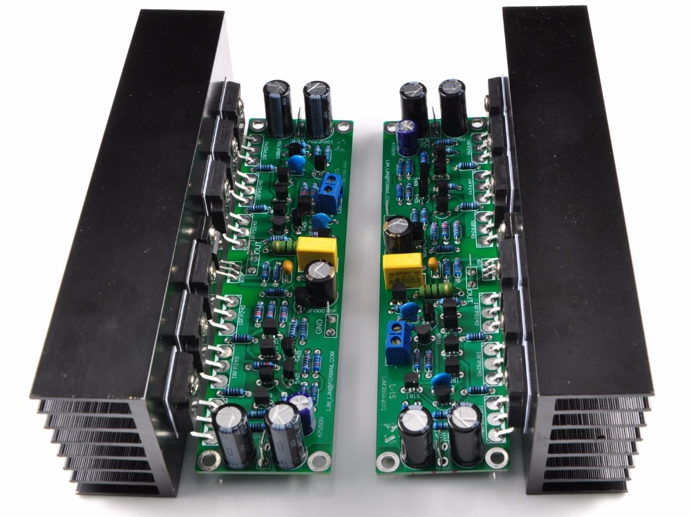 Assembled L15 MOSFET Amplifier Board 2-Channel AMP IRFP240 IRFP9240 +Heatink schwarzkopf лак для волос сильной фиксации schwarzkopf osis freeze 1918571 500 мл