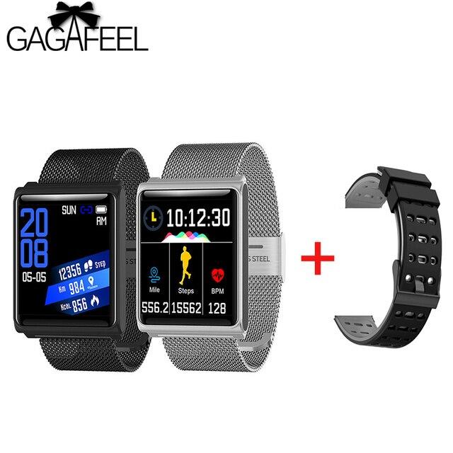 GAGAFEEL N98 Smart Fitness Bracelet Activity Tracker Ip68 Waterproof Smart Band